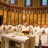 Ordination of Deacon Thomas Macdonald, Chapel of St. John's Seminary in Brighton, June 30, 2012. Photo by Christopher S. Pineo, The Pilot