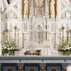 Cathedral Altar Dedicated
