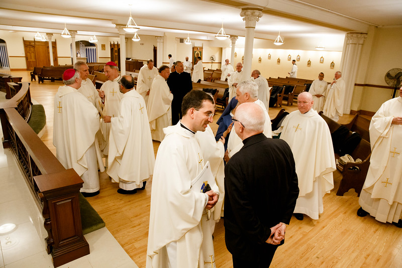 Episcopal ordination of Archbishop Paul Russell, Apostolic Nuncio to Turkey and Turkmenistan, June 3, 2016 at the Cathedral of the Holy Cross in Boston.<br /> Pilot photo by Gregory L. Tracy