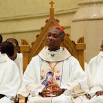 First Haitian cardinal visits Boston
