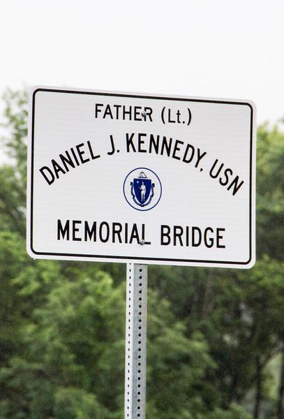 Fr. Kennedy Bridge dedication