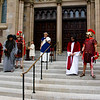 The Living Stations of the Cross followed by Veneration of the Cross is celebrated at the Cathedral of the Holy Cross Good Friday, April 19, 2019.<br /> Pilot photo/ Jacqueline Tetrault