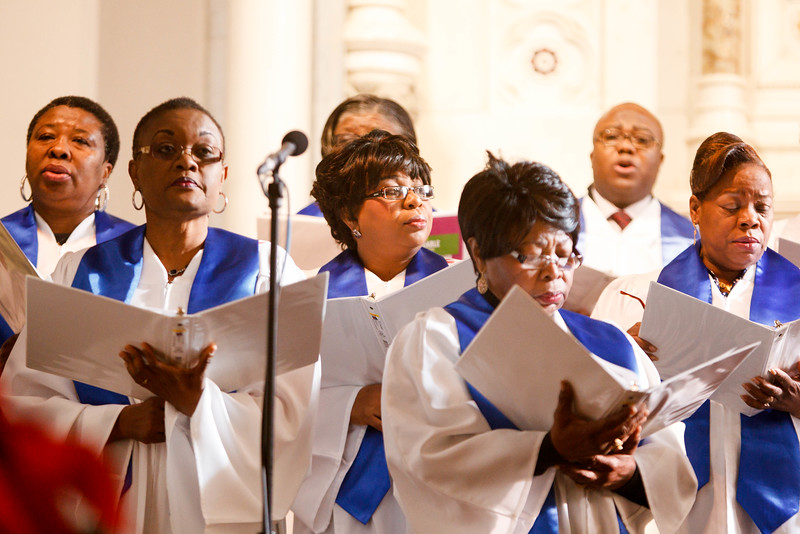 Haitian Independence Day Mass celebrated by Cardinal Seán P. O'Malley with members of the Haitian Community of Boston Jan. 1, 2015 at the Cathedral of the Holy Cross.<br /> Pilot photo/ Gregory L. Tracy