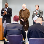 Interfaith meeting on legislation