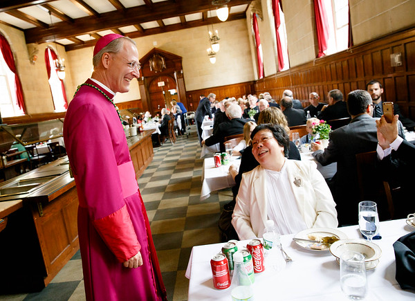 Luncheon for Archbishop Russell