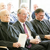 Ceremony to close the diocesan phase of the cause of canonization of Opus Dei priest Father Joseph Muzquiz, May 22, 2014 at the Archdiocese of Boston's Pastoral Center.  Documents and other evidence related to the cause were sealed by Cardinal Seán P. O'Malley and sent to the Vatican's Congregation for the Causes of Saints.<br /> Pilot photo by Gregory L. Tracy