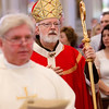Pentecost Vigil celebrated by Cardinal Sean P. O'Malley at the Cathedral of the Holy Cross in Boston May 18, 2013. <br /> Pilot photo by Gregory L. Tracy