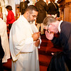 Ordination Mass of Permanent Deacons Timothy Booker, Paul Carroll, Nicolas Cruz, Joseph Dorlus, James Kearney, Kelley McCormick, Jonathan Mosley, John Murray, Charles Rossignol, Jose Torres, Roger Vierra, and Thomas Walsh Jr., at the Cathedral of the Holy Cross Oct. 17, 2015.<br /> Pilot photo/ Gregory L. Tracy