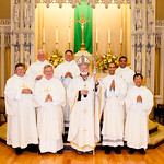 Permanent Deacon Ordination 2017