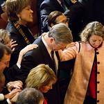 Prayer Service for Governor-Elect