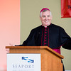 The Catholic Lawyers Guild of the Archdiocese of Boston Red Mass Luncheon featuring keynote speaker Ambassador Raymond Flynn, Oct. 30, 2016.<br /> Pilot photo/ Mark Labbe