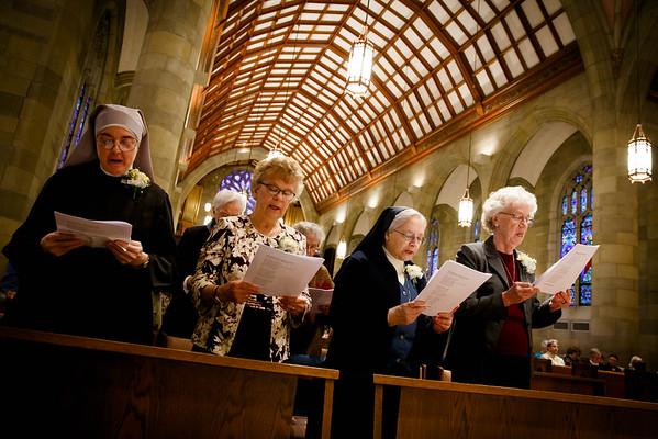 Religious Jubilarians 2016