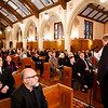 """Jewish-Catholic Relations on the 50th Anniversary of Nostra Aetate"", May 2, co-sponsored St. John's and Redemptoris Mater seminaries.  <br /> Pilot photo/ Gregory L. Tracy"