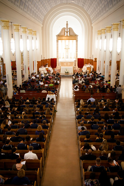 'Share the Journey' Mass at St. Mary Church in Lynn, Sept. 27, 2017.<br /> Pilot photo/ Mark Labbe