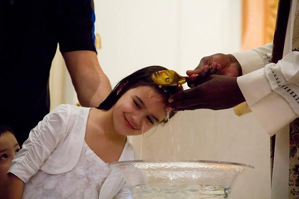 St. Columbkille Baptisms