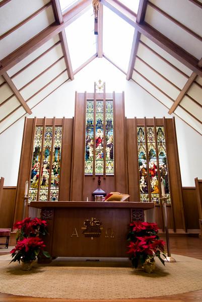 St. Elizabeth Church, Milton Renovations