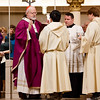 Dedication of a new altar and renovations at St. Mary Church in Danvers, Dec. 18, 2016.<br /> Pilot photo/ Mark Labbe