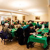 St. Patrick's Day Mass celebrated at the Cathedral of the Holy Cross March 17, 2015 by Bishop Robert Hennessey.<br /> Pilot photo/ Gregory L. Tracy