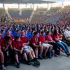 Steubenville East Conference, held at the Tsongas Arena at UMass Lowell, July 16, 2016.<br /> Pilot photo by Mark Labbe