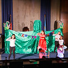 """Children of TPS holders from El Salvador perform their play, """"The Last Dream,"""" at Boston City Hall July 10. Pilot photo/Jacqueline Tetrault"""