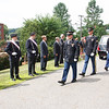 The funeral of U.S. Army Air Forces Tech. Sgt. Alfred Sandini, July 20, 2019 at Immaculate Conception Church in Marlborough. Sandini had been listed as missing in action from 1944 until his remains were positively identified in February 2019. <br /> Pilot photo/ Jacqueline Tetrault