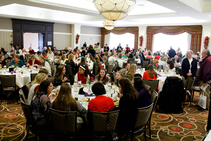 Women Affirming Life Mass and Breakfast, Dec. 10, 2016.<br /> Pilot photo/ Mark Labbe