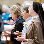 Women Religious Jubilarians 2014