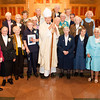 60th Jubiliarian religious sisters. The women religious jubilarians were honored at a mass at Saint Teresa of Avila Parish in West Roxbury Sept.  29, 2013.  During the Mass, Bishop John Dooher led the jubilarians in a renewal of their religious vows.<br /> Pilot photo/ Gregory L. Tracy