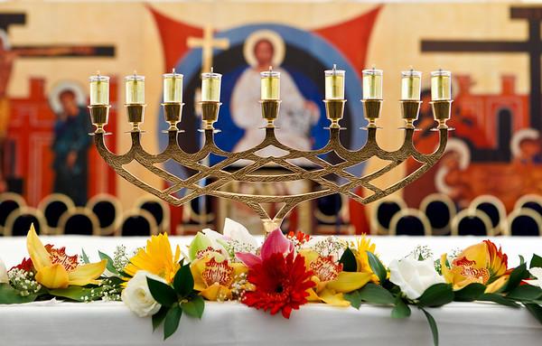 Mass with Papal Nuncio