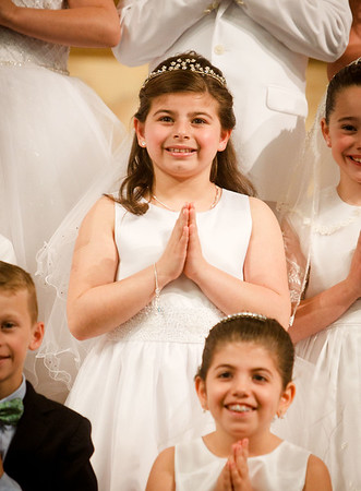 Adrianna 1st Communion