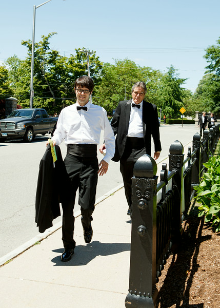 Wedding of George Pate and Libby Ricardo, June 21, 2014. (Photo by Gregory L. Tracy)