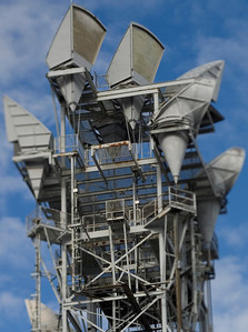 Alien communication tower cropped