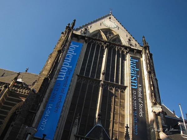 Niewe Kerk, Dam Square, Amsterdam