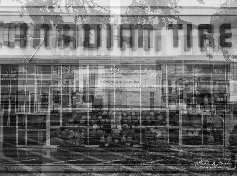 Canadian Tire Storefronts in Ottawa