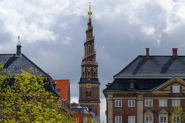 Church of Our Saviour (Vor Frelsers Kirke) in Christianshaven