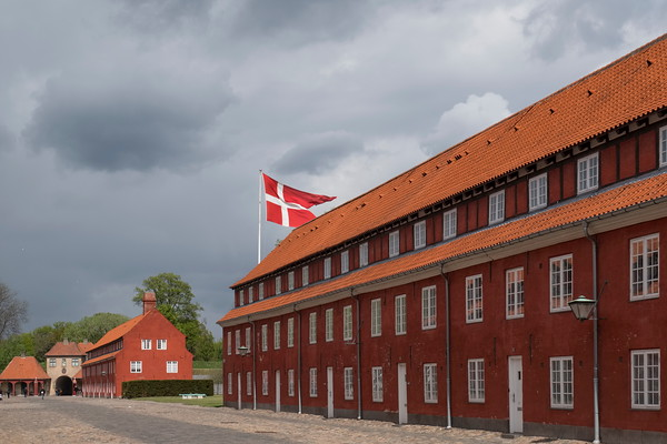 Barracks at Kastellet