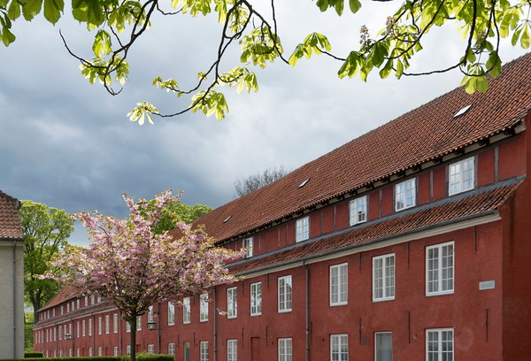 Barracks in Kastellet