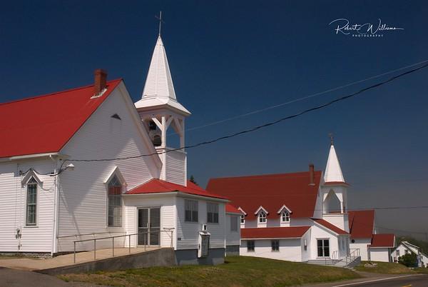 Churches at Seal Cove