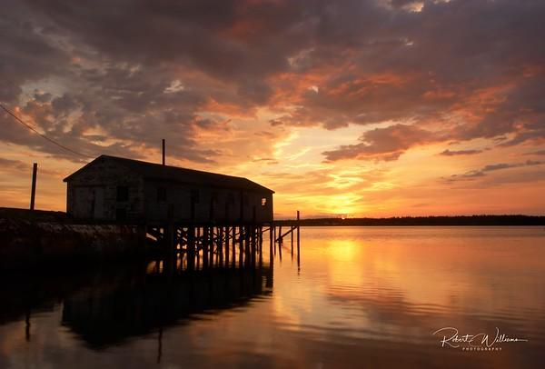 Sunrise, Grand Harbour