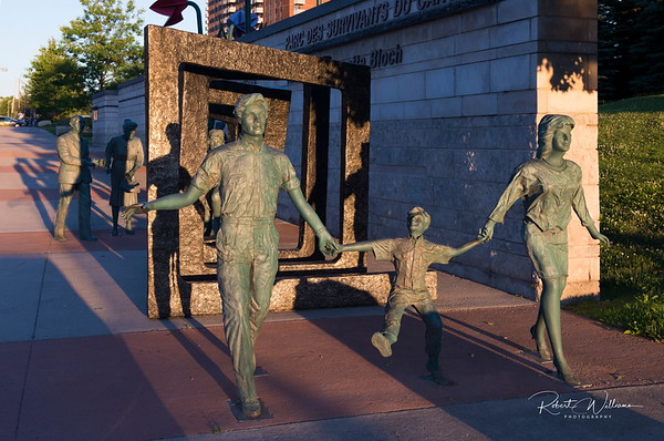 Statue of Cancer Survivors