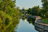 The Rideau Canal and Ukrainian Catholic Shrine