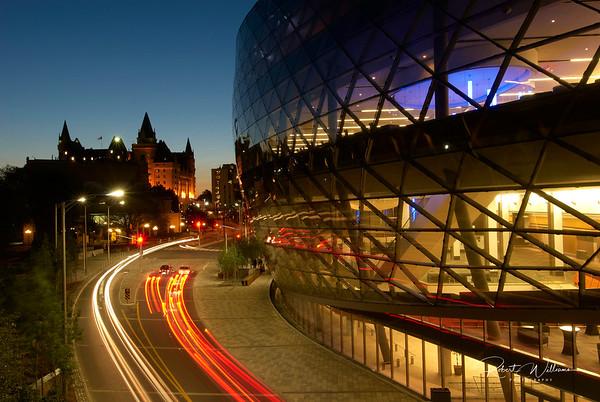 The Ottawa Cenvention Centre