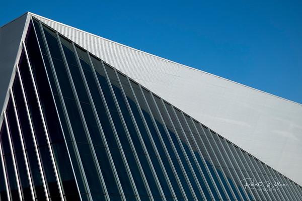 Aviation Museum Storage Building, Ottawa, Canada