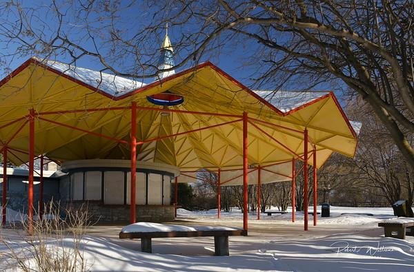 Hog's Back Pavilion