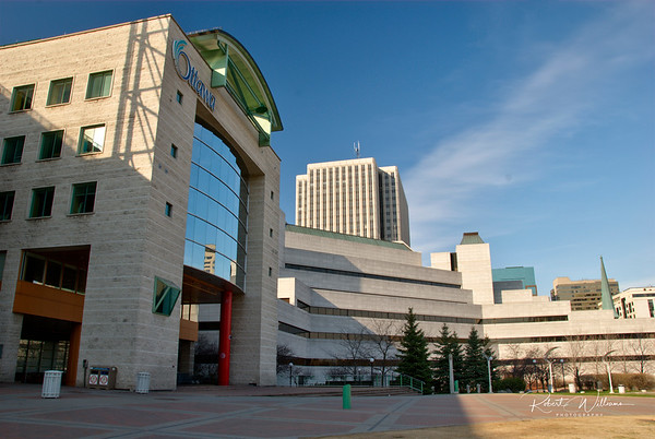 The Ottawa City Hall