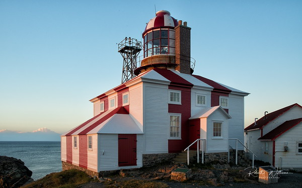 The Bonavista Lighthouse, Bonavista Newfoundland