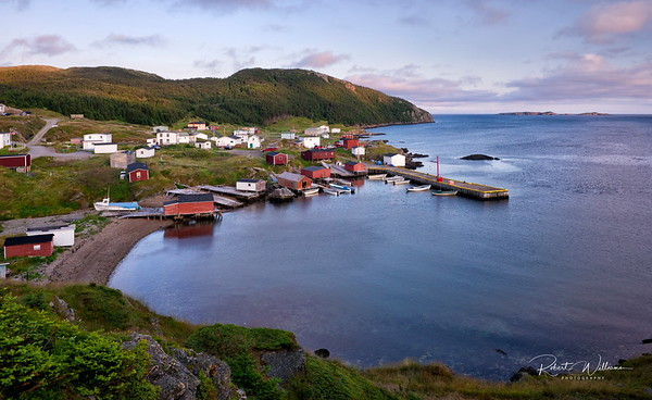 New Bonaaventure, Newfoundland, Canada