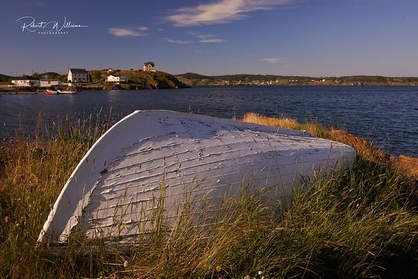 Fisherman's Boat, Trinity