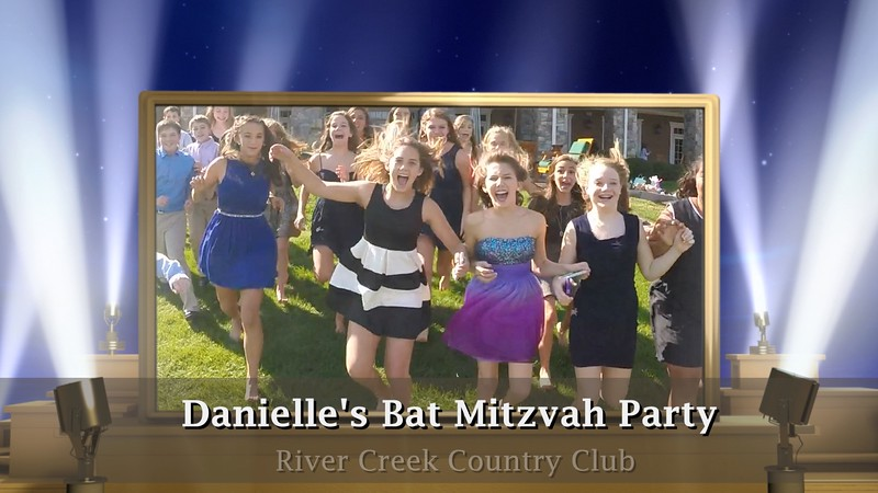 bat mitzvah kids party photographer nj ny