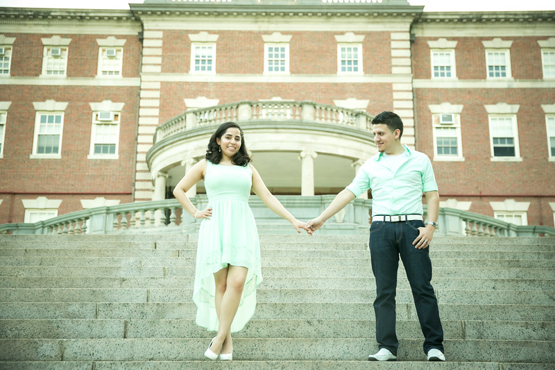 wedding engagement photographer nj